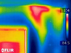 Infrared Thermography Services from Woods Engineering in Jacksonville and Orlando, FL
